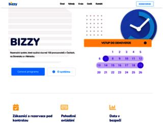 e-rezervace.cz screenshot