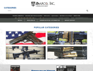e-sarcoinc.com screenshot