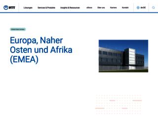 e-shelter.de screenshot