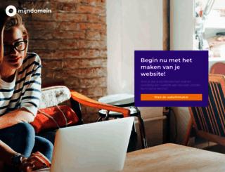 e-sigarettenkopen.nl screenshot