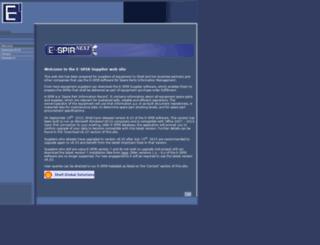 e-spir.com screenshot