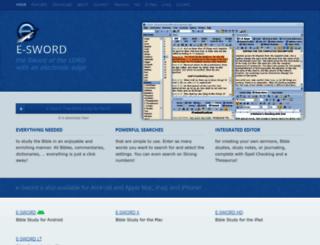 e-sword.net screenshot