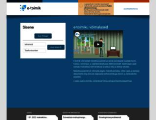 e-toimik.ee screenshot