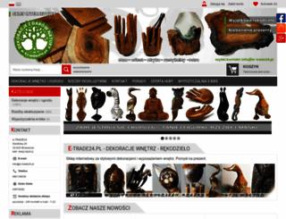 e-trade24.pl screenshot