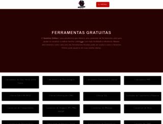 e-tribuna.com.br screenshot
