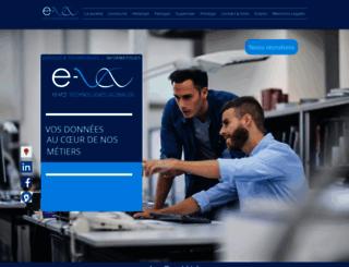e-va.fr screenshot