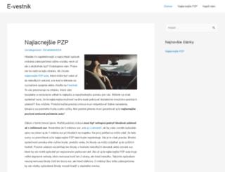e-vestnik.sk screenshot