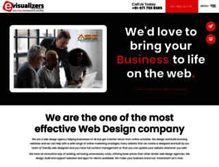 e-visualizers.com screenshot