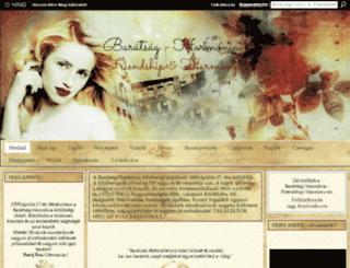 e-vita53cologne.ning.com screenshot
