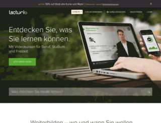 e-vl.de screenshot