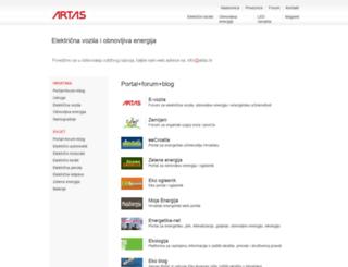 e-vozila.com screenshot
