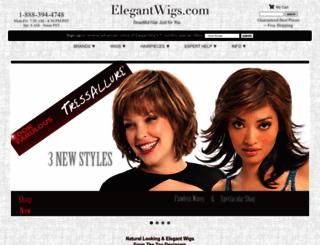 e-wigs.com screenshot