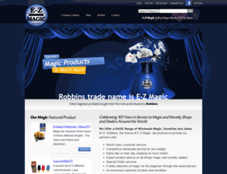 e-zmagic.com screenshot