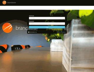 e.brandwise.com screenshot