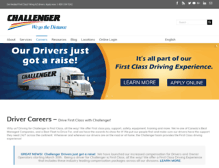 e.challenger.com screenshot