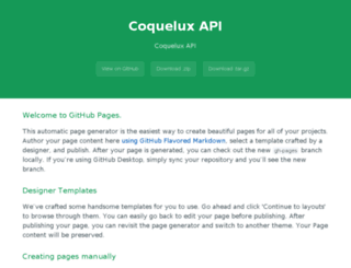 e.coquelux.com screenshot