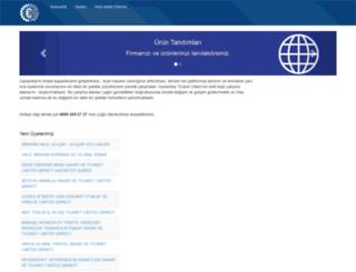 e.gto.org.tr screenshot