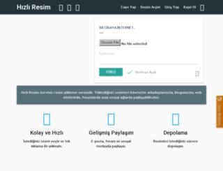 e1212.hizliresim.com screenshot