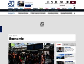 e24.fr screenshot