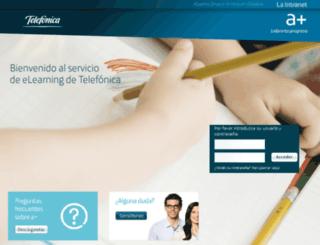 e3.telefonicalearningservices.com screenshot