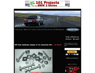 e30tech.com screenshot