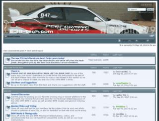 e36-tech.com screenshot