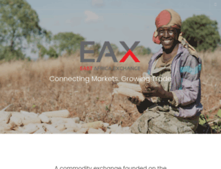 ea-africaexchange.com screenshot