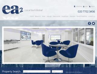 ea2.co.uk screenshot