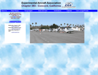 eaa393.org screenshot