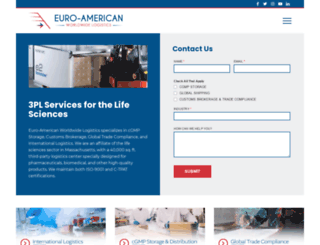 eaafinc.net screenshot