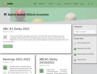 eaba.co.uk screenshot