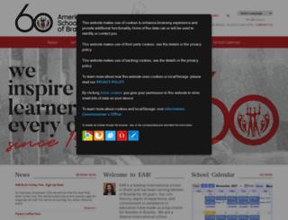 eabdf.br screenshot