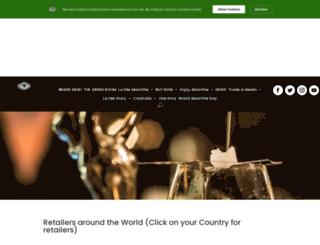 eabsinthe.com screenshot