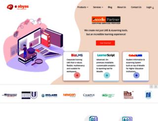 eabyas.in screenshot