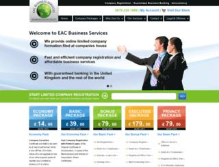 eacbs.com screenshot