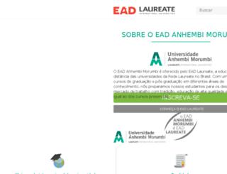 ead.anhembi.br screenshot