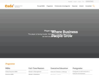 eadaalumni.com screenshot