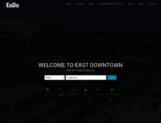 eadohouston.com screenshot