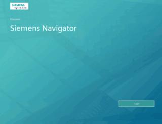 eadvantage.siemens.com screenshot