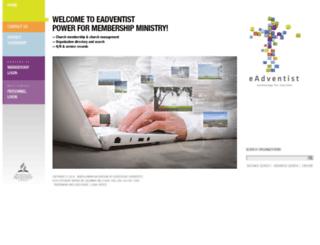 eadventist.net screenshot