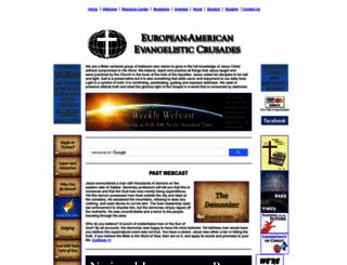 eaec.org screenshot