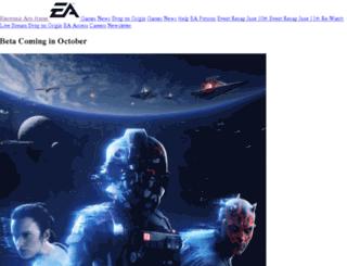 eagamereg.com screenshot