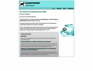 eagerterrier.co.uk screenshot