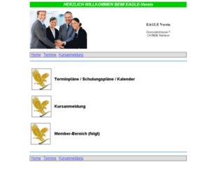eagle-group.ch screenshot