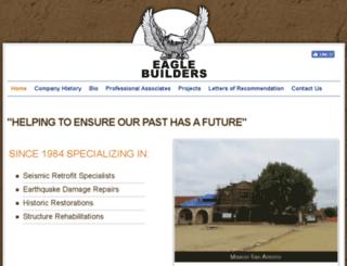 eaglecsr.com screenshot