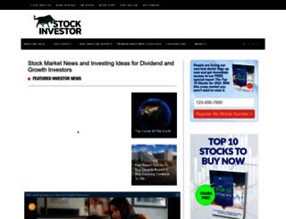eagledailyinvestor.com screenshot
