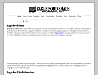eaglefordshale.com screenshot