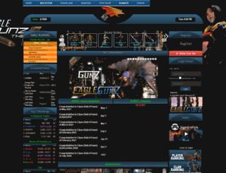 eaglegunz.com screenshot