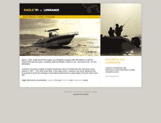 eaglenav.com screenshot