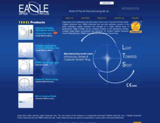 eagleopticsindia.com screenshot